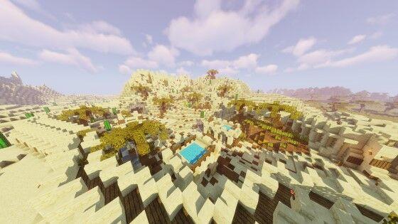 Desain Rumah Minecraft Terbaik 6 F6376