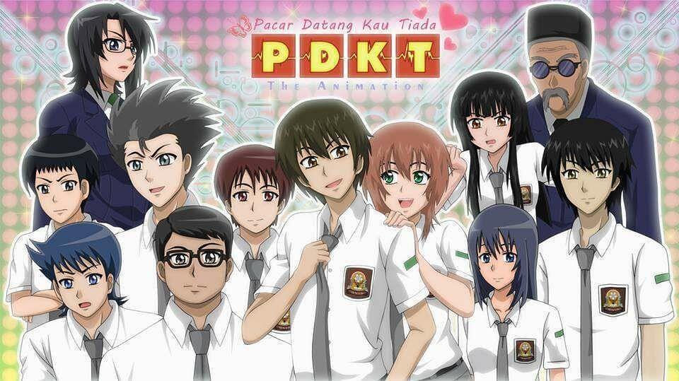 Anime Buatan Indonesia Pdkt 55e98