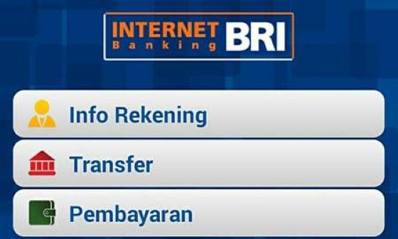Fitur Internet Banking 3acc0