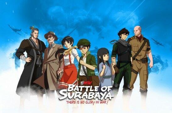 Anime Buatan Indonesia Battle Of Surabaya 7b651