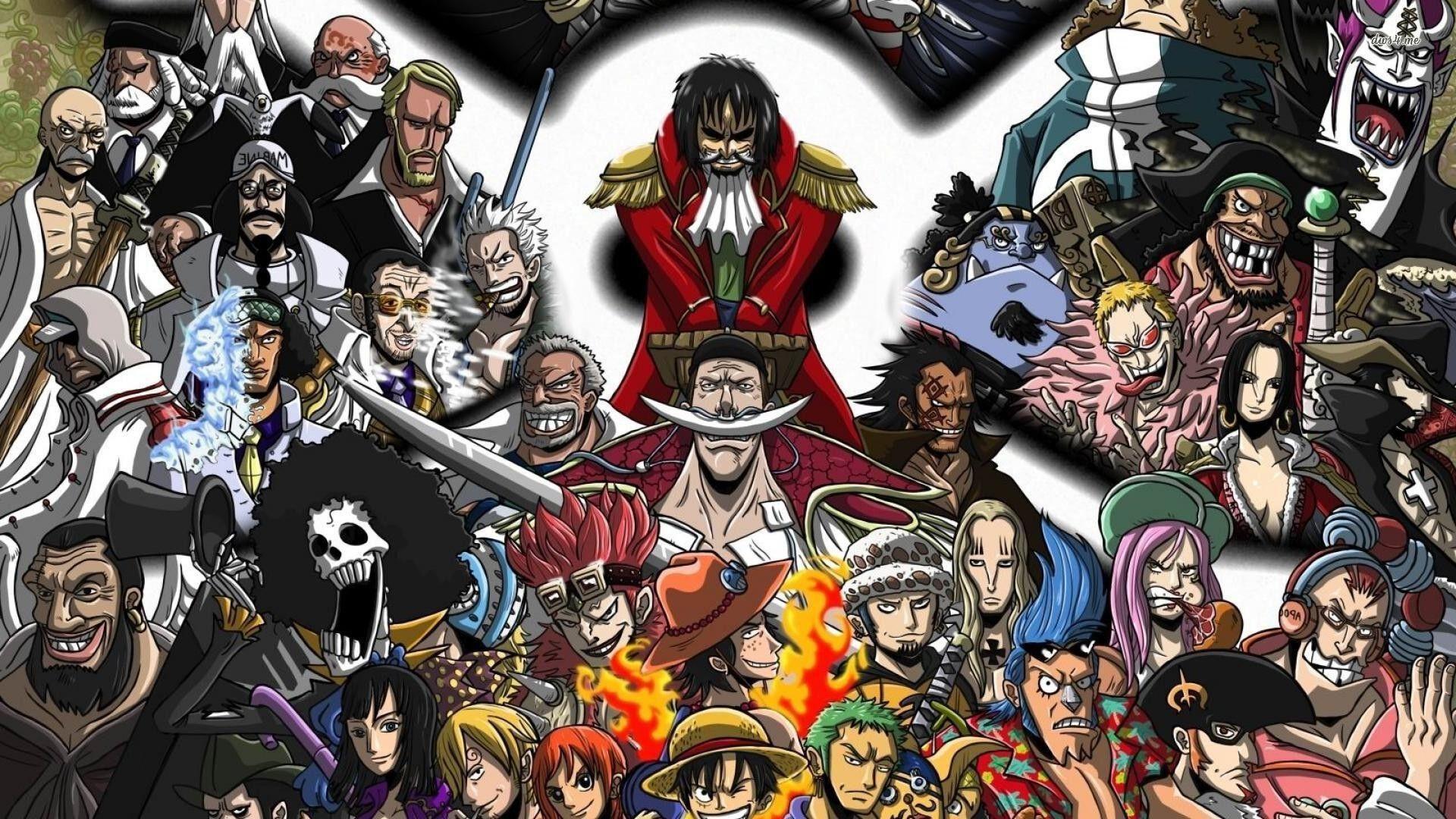 Wallpaper One Piece Terbaik Untuk Smartphone Dan Desktop Jalantikus Com