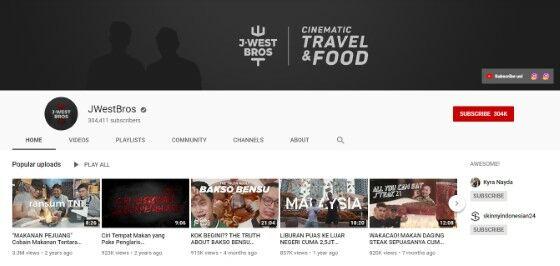 Food Vlogger Terbaik 10 D25a0