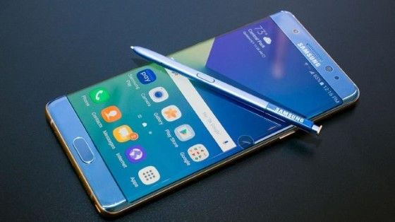 Samsung Galaxy Note 7 2e225