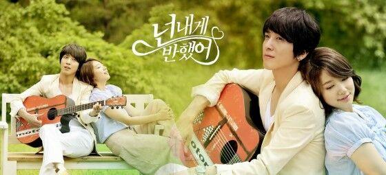 Drama Park Shin Hye Heartstrings C6190