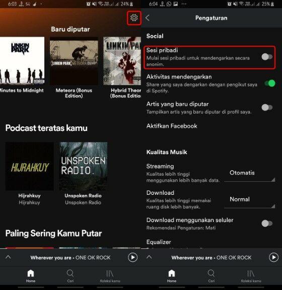 Fitur Tersembunyi Spotify 1 79b0c