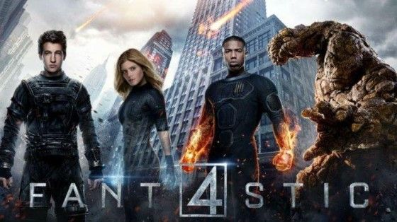 Film Fantastic Four 6733a