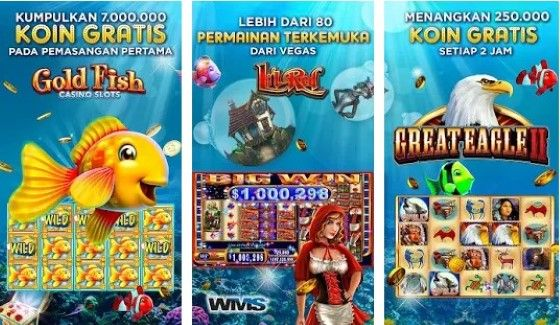 Game Slot Gold Fish Casino 483a1
