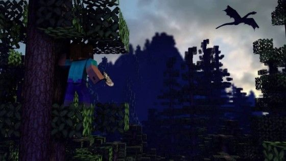 Minecraft 4k Custom 952b6