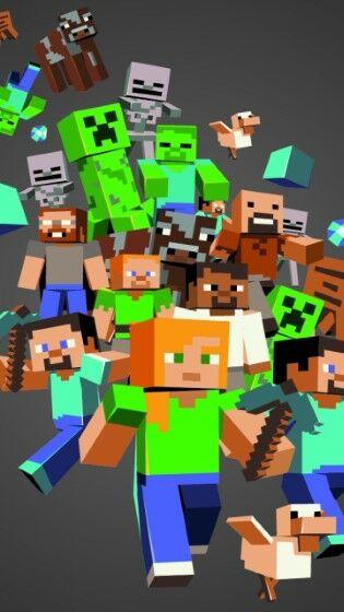 Minecraft Character Custom 5d8a1