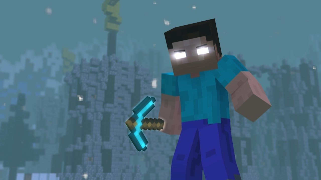 Unduh 900 Wallpaper Keren Minecraft HD