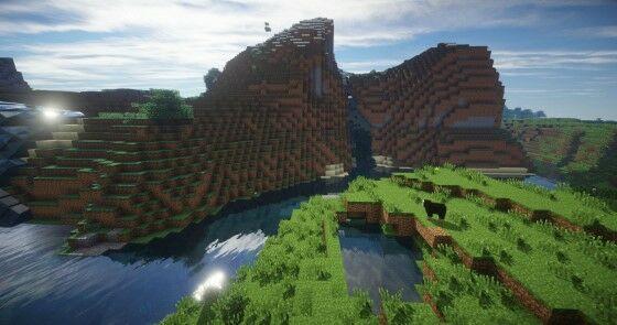 Minecraft Land Custom 3362b