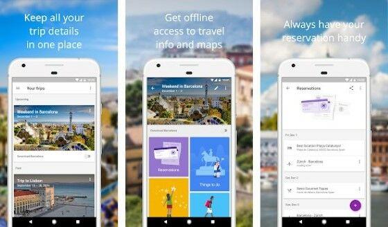 Aplikasi Google Trips F7ba8