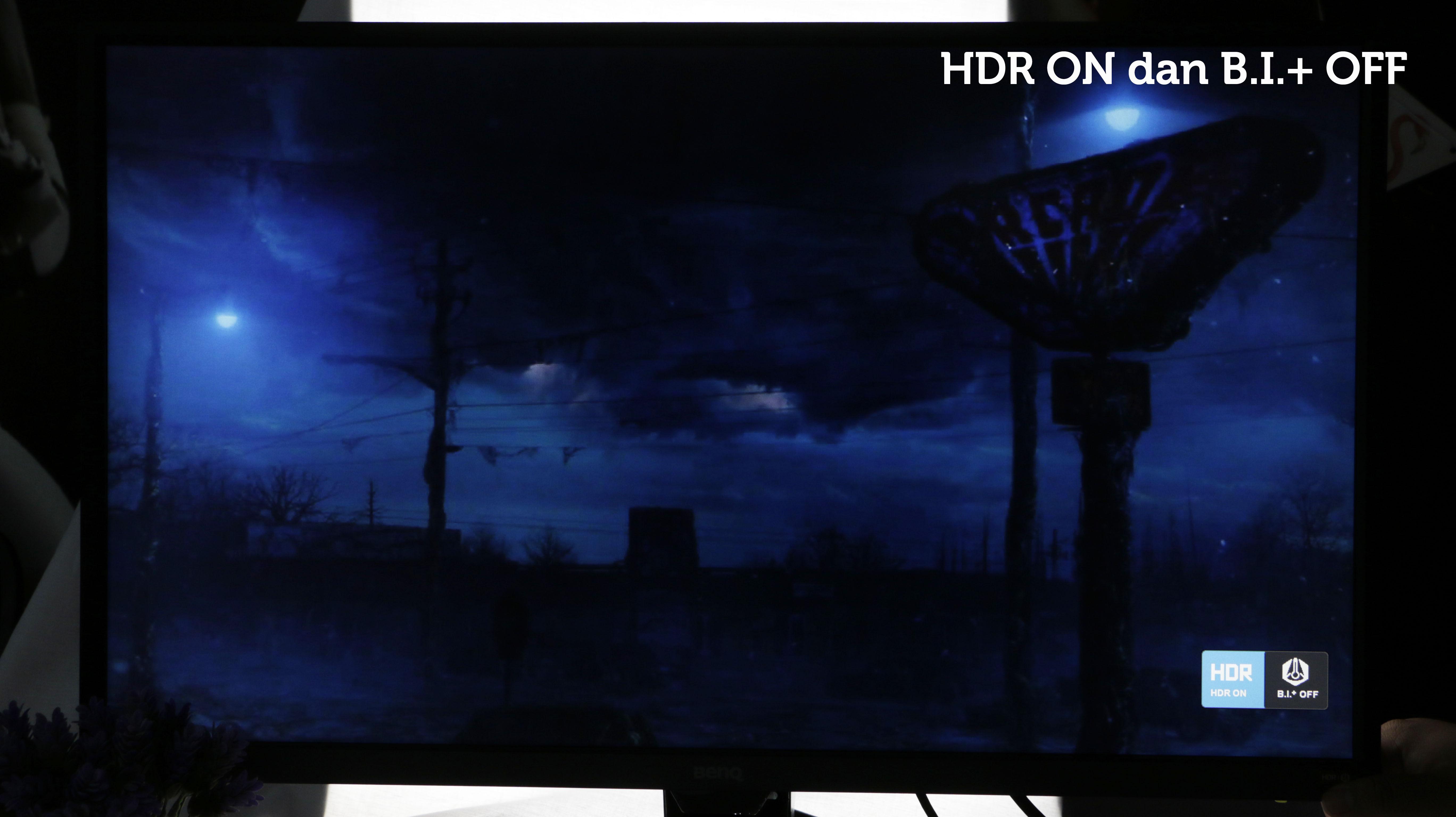 HDR ON Dan B I OFF 6121d