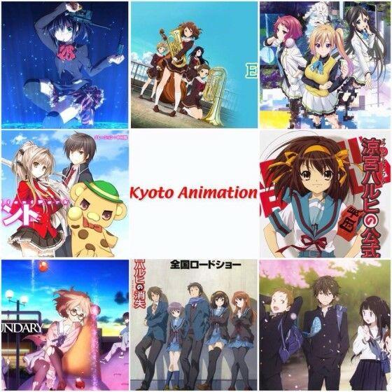 Kyoani Anime 7664e