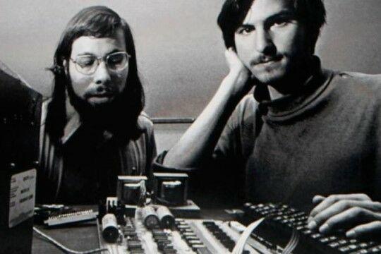 Steve Jobs Dan Steve Wozniak Custom 7746c