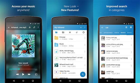 Aplikasi Download Lagu 4shared 7b334