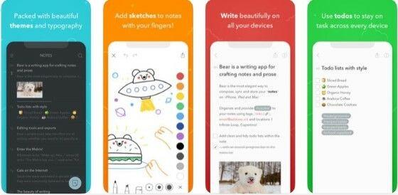 Aplikasi Iphone Bear Custom 2c3d1