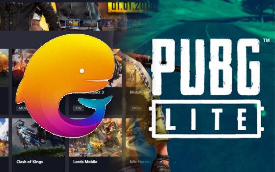 Pubg Lite Vs Pubg Emulator 498c2
