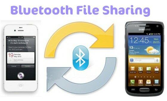 Transfer File Via Bluetooth 76ae4