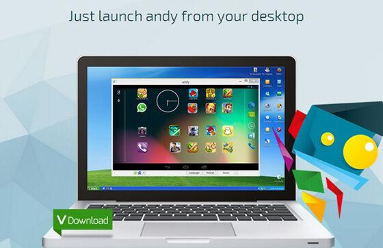 Emulator Android Gratis Andy Fcb26