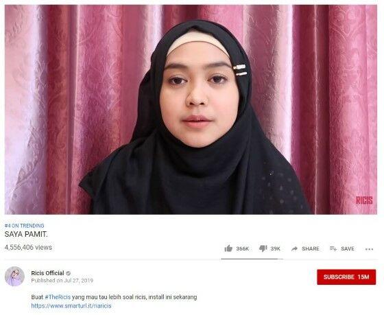 YouTuber Ternama Yang Pensiun 1 Pamit 1d2ba