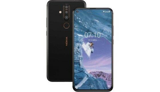 Nokia 8 1 Plus B3cf3