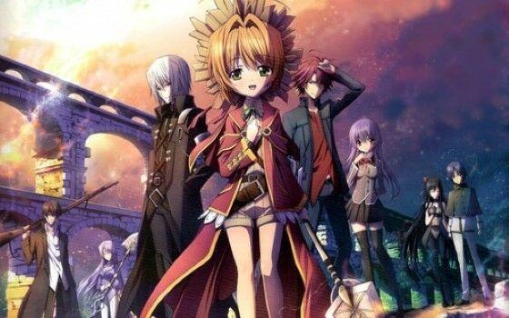 Anime Zombie Terbaik 3 3faea