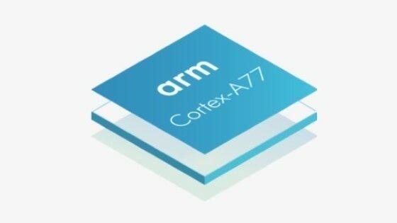 Arm Cortex A77 D7907