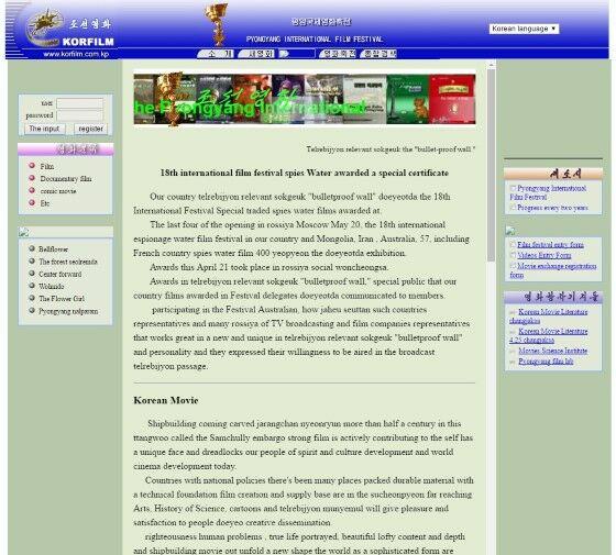28 Situs Yang Bisa Diakses Oleh Warga Korea Utara 4 B51a7
