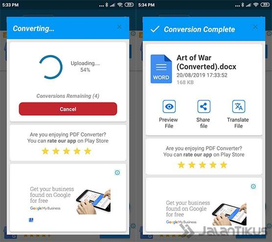 Cara Convert Pdf To Word Android 04 59447