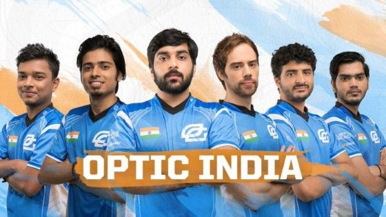 OpTic India Custom 39298