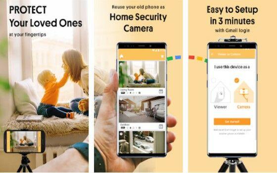 Cara Membuat Smartphone Android Menjadi Cctv 1 0786e