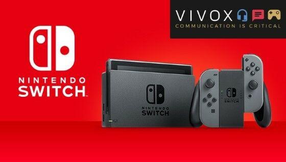Daftar Game Nintendo Switch Yang Bisa Voice Chat Vivox A2704