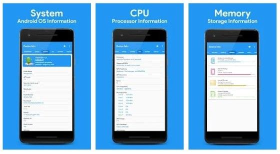 Aplikasi Untuk Cek Fungsi HP 5 B3412