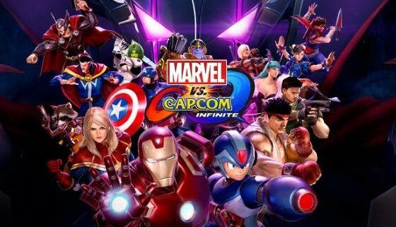 Marvel Vs Capcom Custom 10d45
