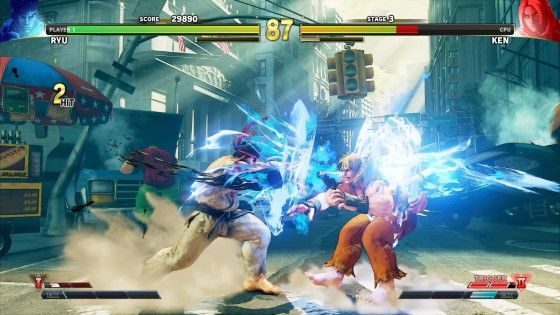 Street Fighter Custom F8e8b