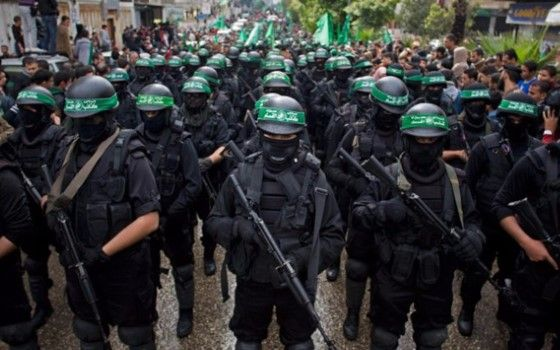 Perbedaan Militer Israel Palestina 1 82015