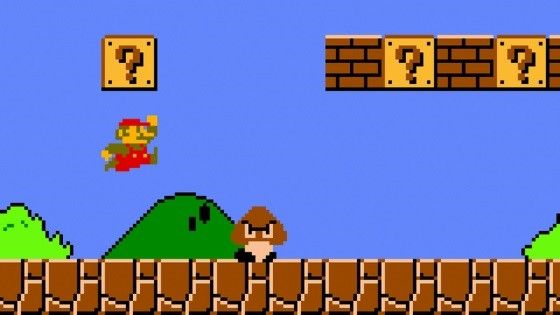 Hoax Mario Bros 1 7566b