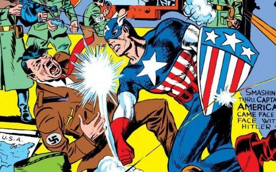 Fakta Perisai Captain America 1 901cd