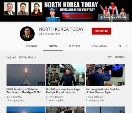 North Korea Today F5265