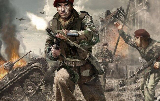 Wallpaper Call Of Duty 3 1280 804 1 Custom Fb6b3