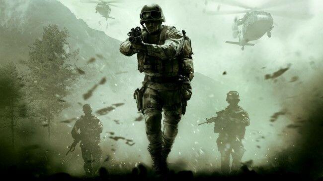 Wallpaper Call Of Duty 4 Modern Warfare Desktop Pc Full Hd 1920 1080 2 Custom 4e2d6