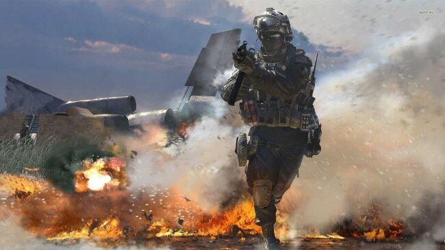 Wallpaper Call Of Duty Modern Warfare 2 Desktop Pc 1920 1080 3 Custom 479ce