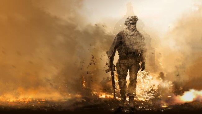 Wallpaper Call Of Duty Modern Warfare 2 Desktop Pc 1920 1080 Custom 1db5d