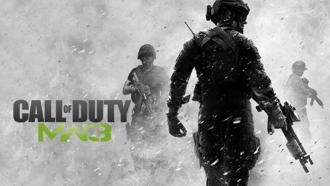 Wallpaper Call Of Duty Modern Warfare 3 Desktop Pc 4k 3840 2160 2 Custom E57dd