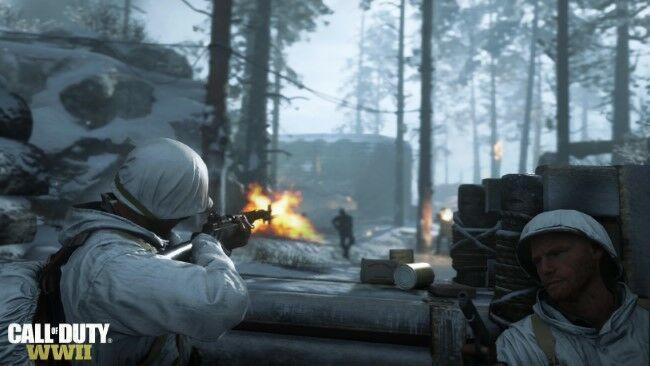 Wallpaper Call Of Duty Wwii Desktop Pc 4k 3253 1830 Custom 1c003