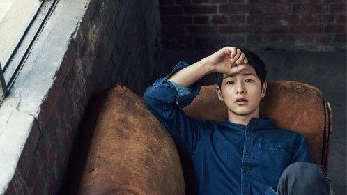 Foto Aktor Korea Ganteng Song Jong Ki 04 6517d