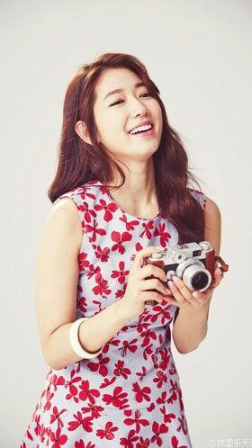 Foto Aktris Korea Cantik Park Shin Hye 01 18d25