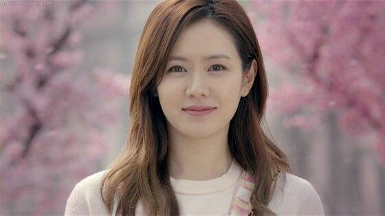 Foto Aktris Korea Cantik Son Ye Jin 03 0676c