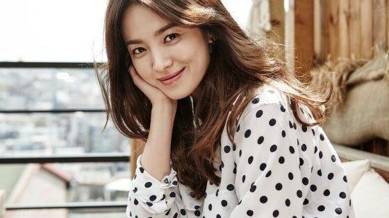 Foto Aktris Korea Cantik Song Hye Kyo 03 F9ff9